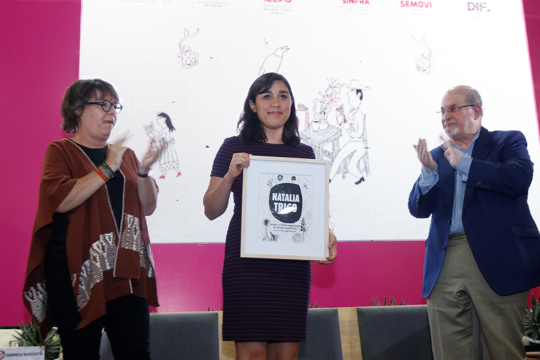 Premio Aura Estrada